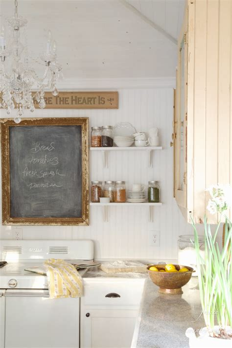 my open kitchen shelves fall nesting the inspired room how to style shelves french country cottage