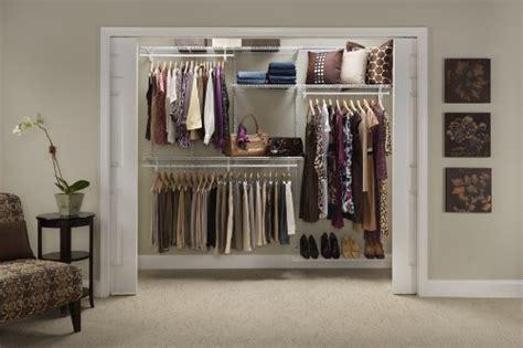 Closet Shelf Track by Closetmaid 5 To 8 Adjustable Shelf Track Closet Organizer