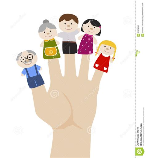 Finger Puppet Family finger puppets family www imgkid the image kid has it