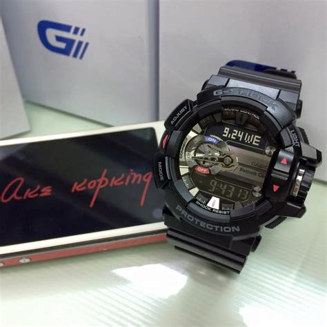 Casio G Shock G Mix Grey live photos g shock g mix gba 400