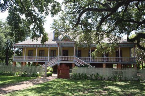 Architect House Plans For Sale Laura A Creole Plantation Louisiana Usa The