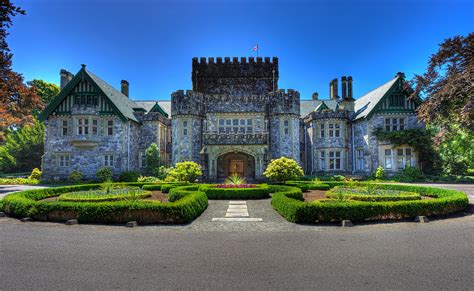 Landscape Architect Bc Photos Canada Hatley Castle Colwood Hdri Castles Bush Cities
