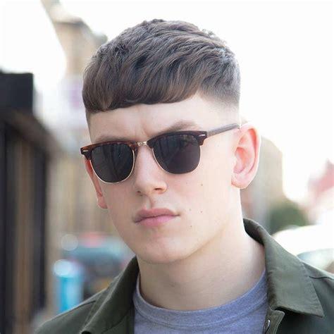 caesar cut mod hairstyles caesar haircut