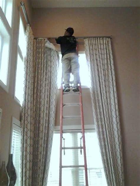 18 foot drapes 18 feet high ripple fold drapery drapery panels and