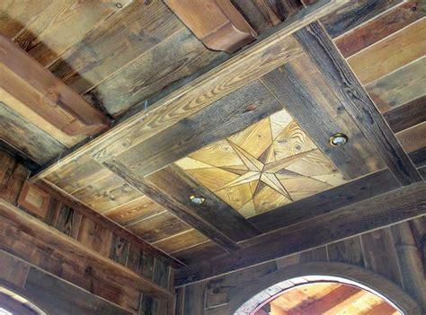 rivestimento soffitto finto legno