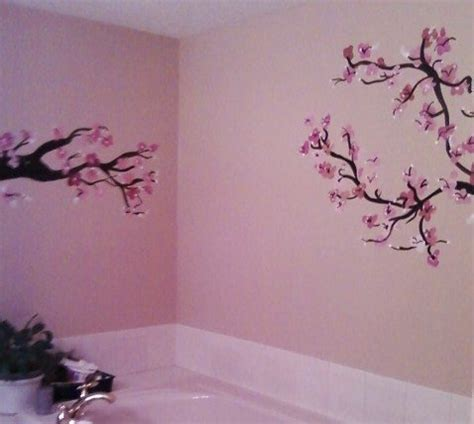 cherry blossom bathroom 24 best my new bathroom images on pinterest cherry
