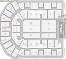 Echo Arena Floor Plan liverpool echo arena seat numbers detailed seating plan