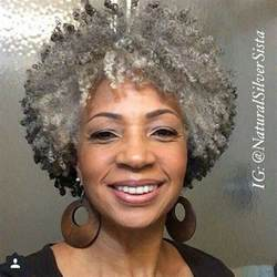 black with gray hair styles 259 best older african american women hairstyles images on