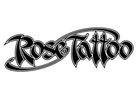 rose tattoo band rock band t rex