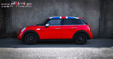 Iterior Design mini cooper s car wrapping auto am ge
