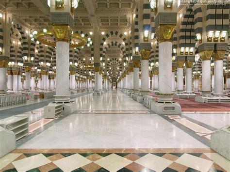 interior masjid islamic world masjid nabawi interior wallpapers