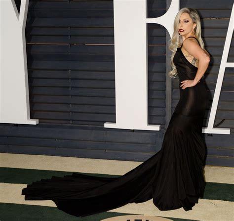 Gaga Vanity Fair by Gaga At Vanity Fair Oscar In