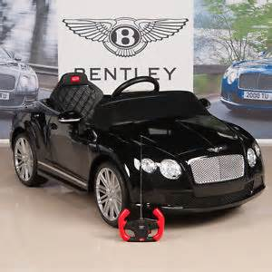 Power Wheels Bentley Bentley Ride On Power Wheels Car Rc Remote 12v