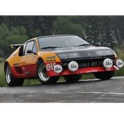 Renaults Group 5 Alpine A310 Is Quite A Rarity Photo