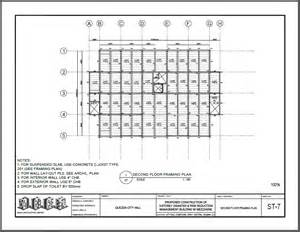 floor framing plans grab construction corporation