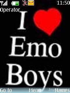 download themes emo download emo boys theme nokia theme mobile toones