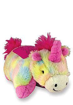 ontel lites mini rainbow unicorn pillow pet belk