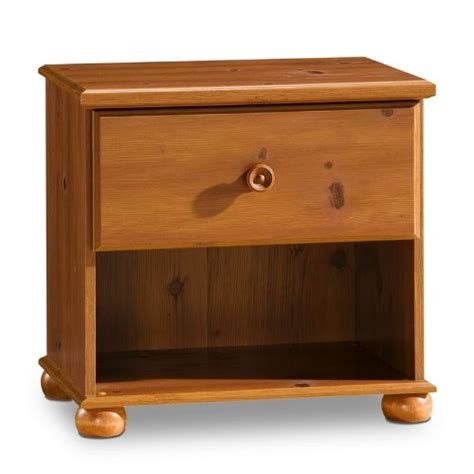 Cheap Nightstands by Cheap Youth Cottage Style Pine Finish Stand