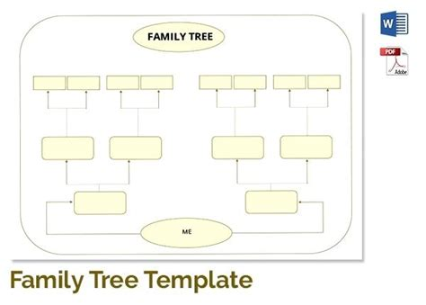 microsoft family tree template stunning microsoft family tree template contemporary