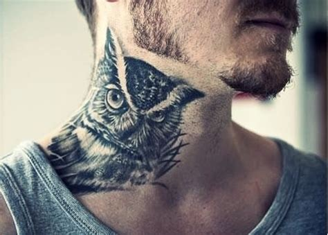 tattoo on neck boy neck tattoo designs for men mens neck tattoo ideas