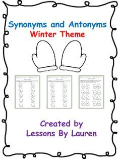 theme for synonym syllable worksheets and student on pinterest
