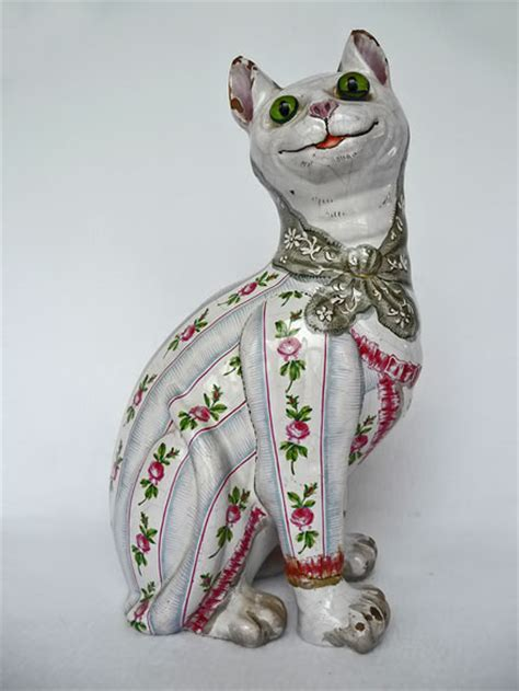 modern cat photo contest entry guido the italian kitty feline cat ceramics and pottery arts and resources