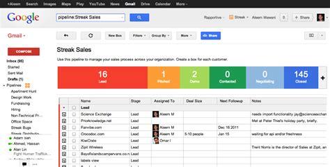 Calendar Spreadsheet Integration Top 7 Gmail Crm Integrations For Chrome Users Getcrm