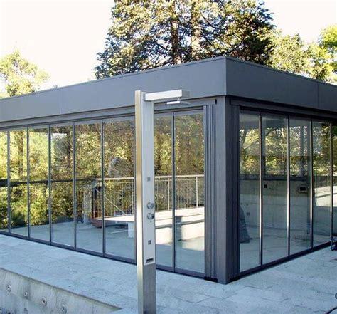 verande in vetro per balconi vetri per balconi