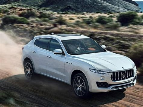 maserati suv 2017 price 2017 maserati levante msrp interior specs and review