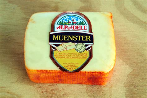 Muenster Cheese What Is Muenster Cheese Eat Like No One Else