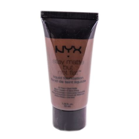Nyx Stay Matte Foundation nyx stay matte but not flat liquid foundation smf 20 nyx stay matte but not flat