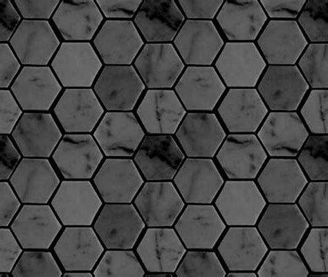 grey hexagon pattern 40 gray hexagon bathroom tile ideas and pictures