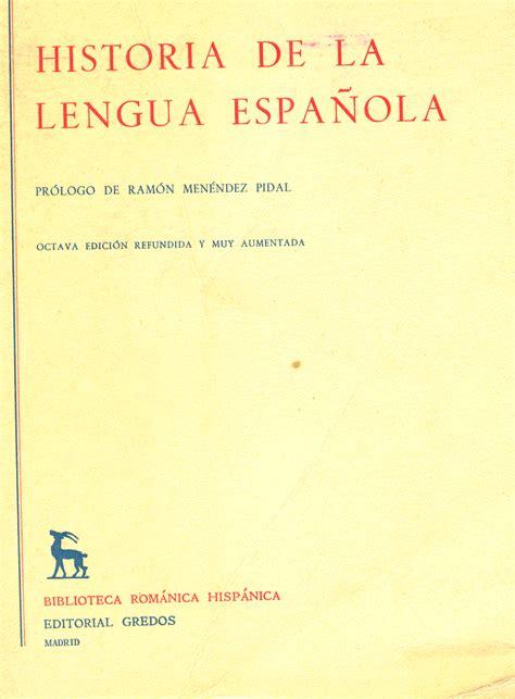 libro historia de la lengua bibliograf 237 a ap 233 ndices y anexos en un informe de investigaci 243 n sabermetodolog 237 a