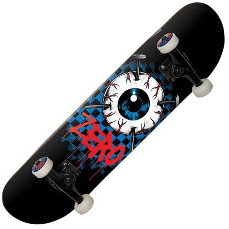 complete skateboard decks zero skateboards eyeball complete skateboard 8 zero