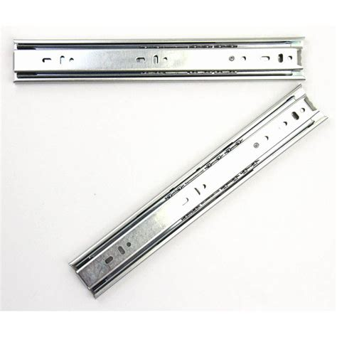 14 drawer slides full extension 14 inch full extension ball bearing side mount drawer