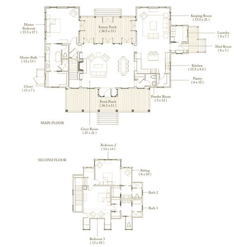 palmetto bluff floor plans palmetto bluff page home inspiration pinterest