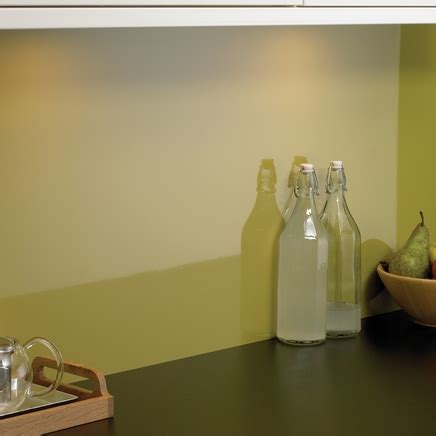 Olive backboard   Kitchen worktop backboards   Howdens Joinery