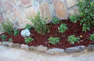 Garden Edging Rocks Balletic Supersonic Landscape Edging How To
