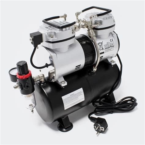 for airbrush airbrush compressor as196 with air tank cylinder two
