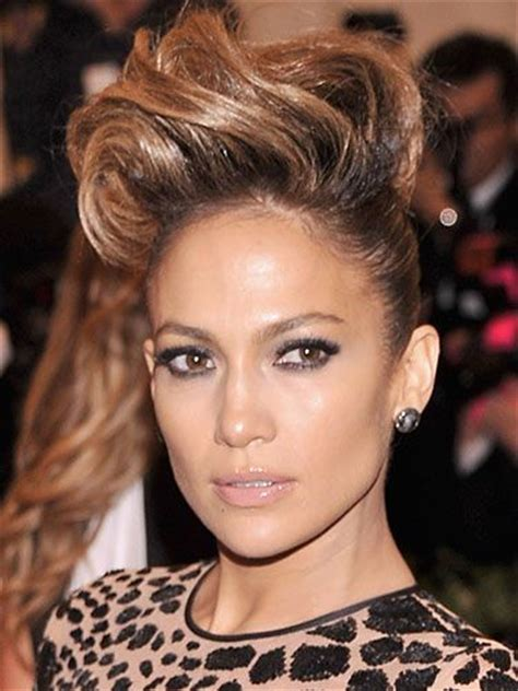 the best beauty looks from the met gala updo mind you