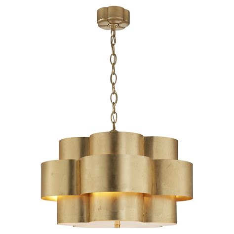 a shade of light tiered daisy shade chandelier shades of light