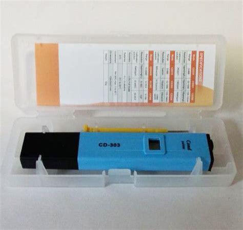 Conductivity Meter Ec Tester cd 303 pocket conductivity apparatus conductivity tester