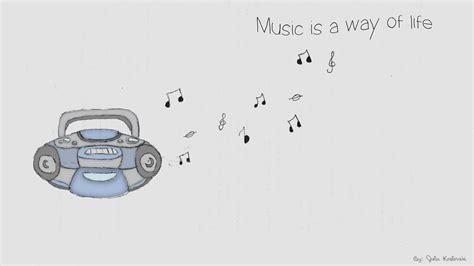 music desktop wallpaper tumblr cute music note wallpaper wallpapersafari