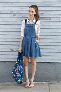 overall dress dressed up