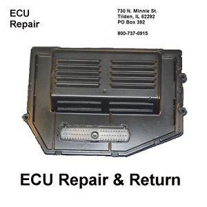 jeep wrangler yj ecm ecu pcm engine computer repair