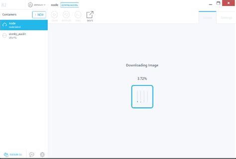 docker tutorial point docker toolbox