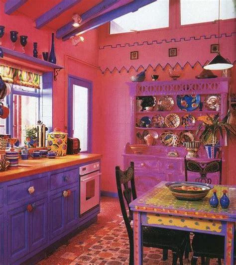 Purple Painted Kitchen by Best 25 Purple Kitchen Walls Ideas On Purple