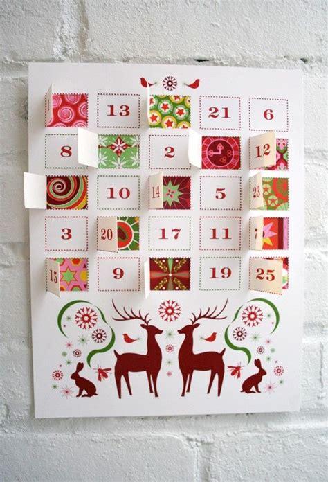 Advent Calendar Template Pdf Advent Calendar Pictures Print Calendar Template 2016