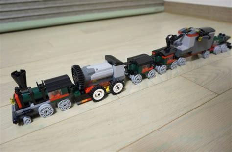 Lego Creator 31015 Emerald Express lego creator 31015 pf rc motorized emerald express lego technic rc edtion by 뿡대디