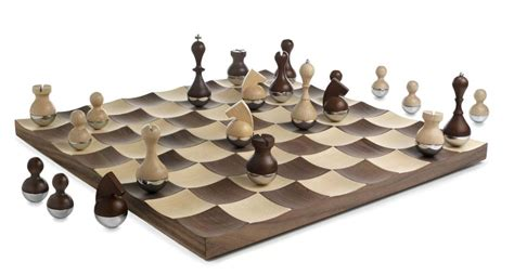 unusual chess sets 15 cool and unusual chess sets part 2